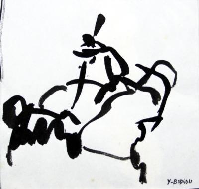 Picador, autor Ives Bodiou